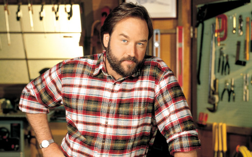 Home Improvement star Richard Karn (Al Borland) Home Impodcast interview picture