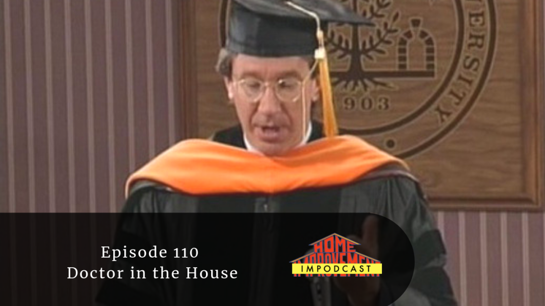 Episode 110 Doctor In The House
