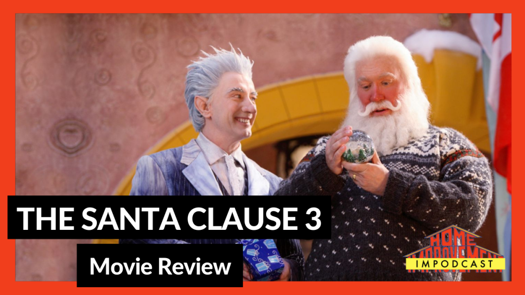 The Santa Clause 3: The Escape Clause Full Movie Review